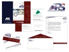 Automated Payroll Services Brochure & Stationery