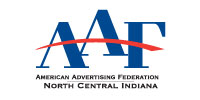 American Advertising Federation North Central Indiana Logo